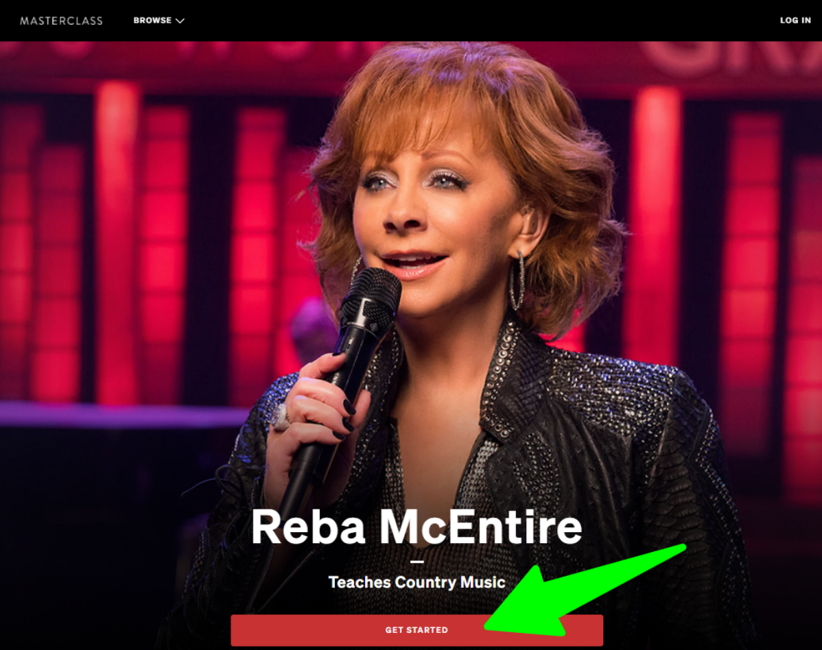 Reba Mcentire's MasterClass Review [Year]   (Honest Review)